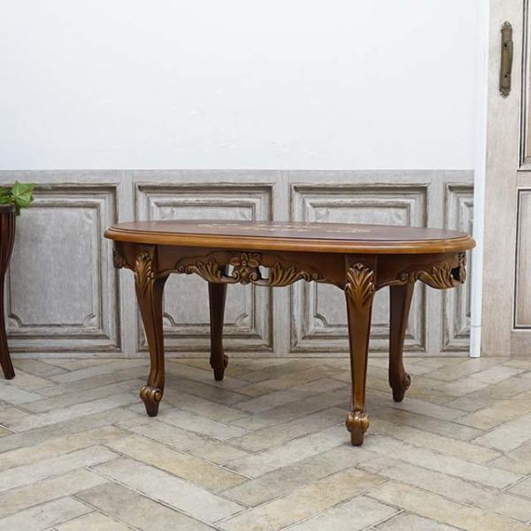 ロココ パーケットリーテーブル