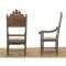 アンティーク・テーブル、チェアセット